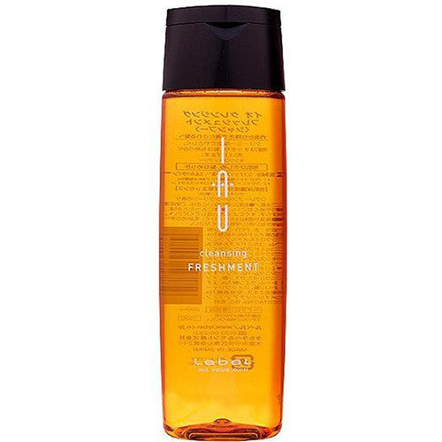 Lebel IAU Cleansing Fishment Shampoo 200ml - Harajuku Culture Japan - Beauty Products Store