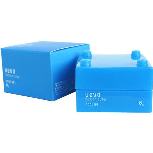 Uevo Design Cube Hair Wax - Cool Gel - 30g