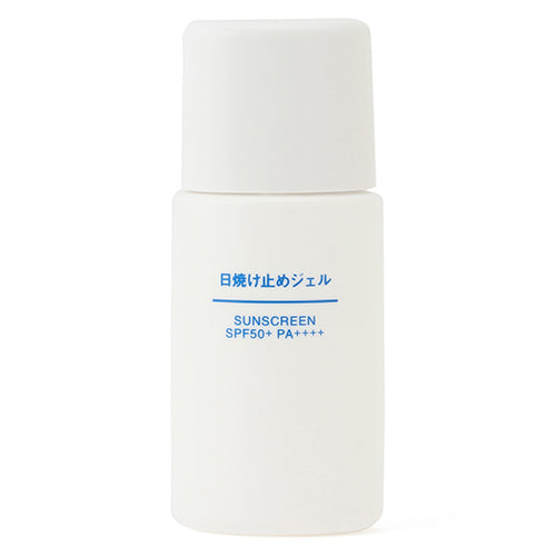 Muji Sun Screen Gel SPF50+/PA++++ - 30ml