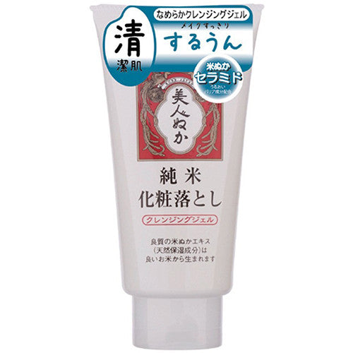 Bijinnuka Junmai Cleansing Gel - 150g - Harajuku Culture Japan - Japanease Products Store Beauty and Stationery