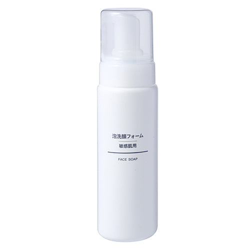 Muji Sensitive Skin Face Wash Form - 200ml
