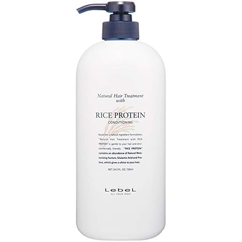 Lebel Natural Hair Tratment RP (Rice Protein) - 720ml