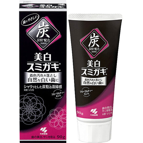Kobayashi Pharmaceutical Charclean Charcoal Power Toothpaste Whitening SUMIGAKI 90g