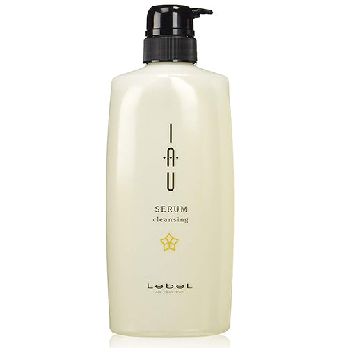 Lebel IAU Serum Cleansing Hair Shampoo - 600ml