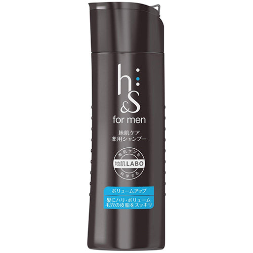 H&S For Men Volume Up Series Premium Scalp Care Shampoo - 200ml