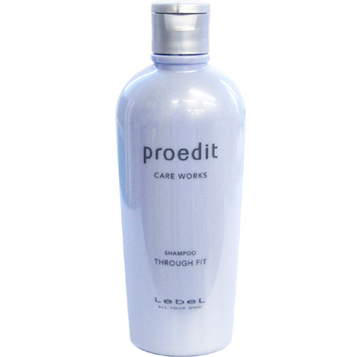 Lebel Proedit Care Works Shampoo Through Fit - 300ml - Harajuku Culture Japan - Beauty Products Store