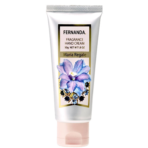 Fernanda Japan Made Fragrance Hand Cream Maria Regale 50g - Harajuku Culture Japan - Beauty Products Store