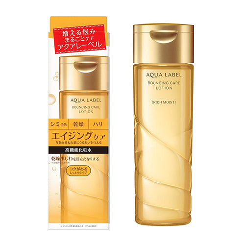 Shiseido Aqualabel Bouncing Care Lotion  200ml - Moist