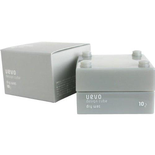 Uevo Design Cube Hair Wax - Dry - 30g