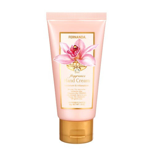 Fernanda Japan Made Fragrance Hand Cream Adorable Cherub 50g - Harajuku Culture Japan - Beauty Products Store