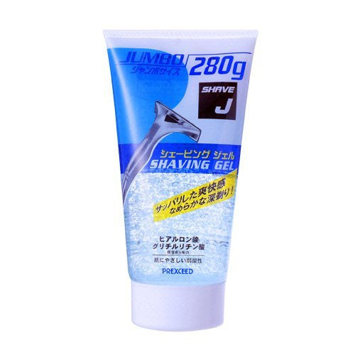 Yanagiya Shaving Gel - 280g - Harajuku Culture Japan - Beauty Products Store