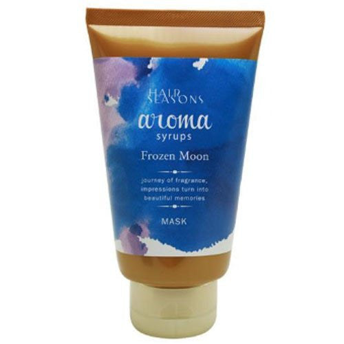 Demi Hair Seasons Aroma Syrups Hair Mask 240g - Frozen Moon - Harajuku Culture Japan - Beauty Products Store
