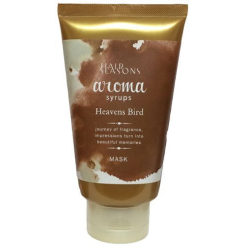Demi Hair Seasons Aroma Syrups Hair Mask 240g - Heavens Bird - Harajuku Culture Japan - Japanease Products Store Beauty and Stationery