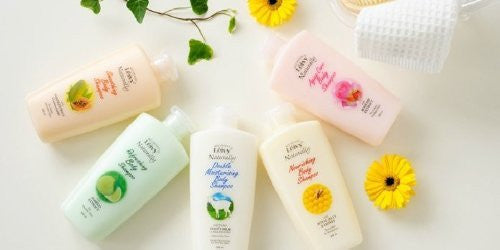 Leivy Naturally Doble Moistursing Body Shampoo 250ml - Royal Jerry & Hunny - Harajuku Culture Japan - Japanease Products Store Beauty and Stationery
