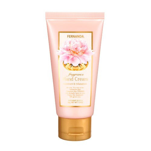 Fernanda Japan Made Fragrance Hand Cream Enchant Scotia 50g - Harajuku Culture Japan - Beauty Products Store