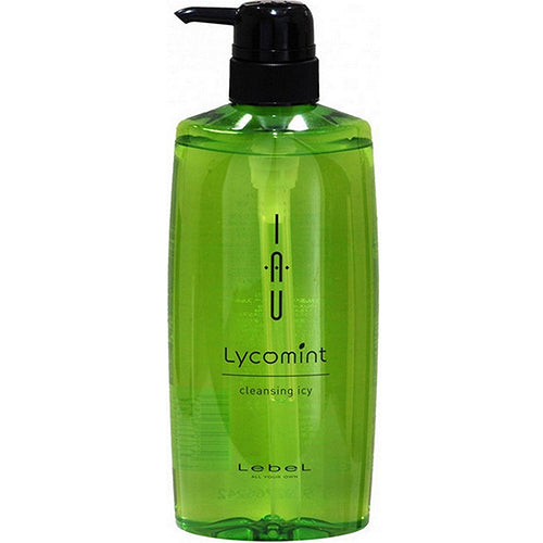 Lebel IAU Cleansing Lycomint  icy Hair Shampoo - 600ml