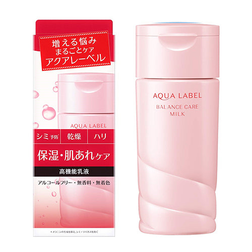 Shiseido Aqualabel Balance Care Milk Emulsion -130ml
