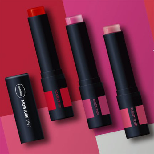 Vaseline Moisture Tint Lip 3g - Mode Pink - Harajuku Culture Japan - Japanease Products Store Beauty and Stationery
