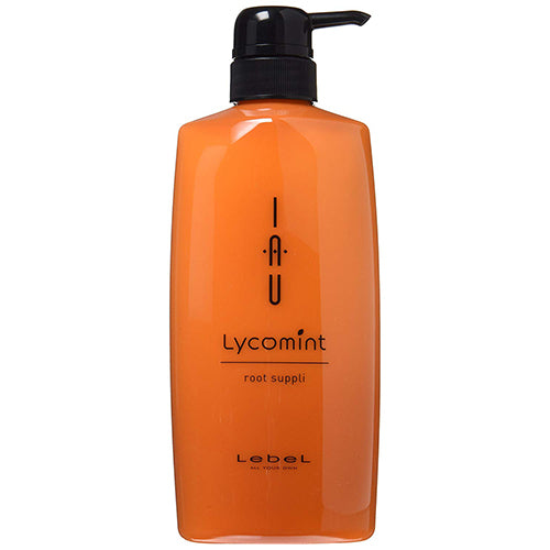 Lebel IAU Lycomint Root Suppli Scalp Hair Treatment - 600ml