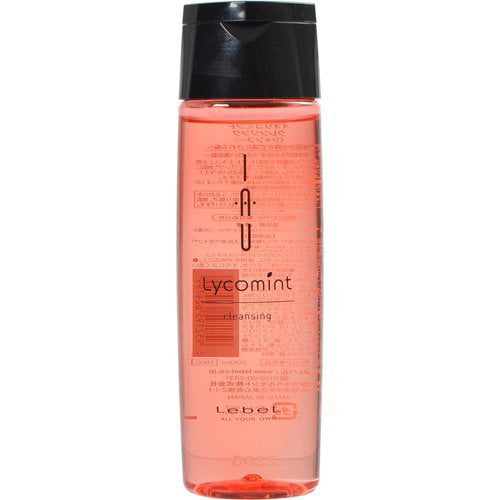 Lebel IAU Cleansing Lycomint Shampoo 200ml