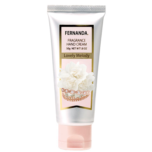 Fernanda Japan Made Fragrance Hand Cream Lovely Melody 50g - Harajuku Culture Japan - Beauty Products Store