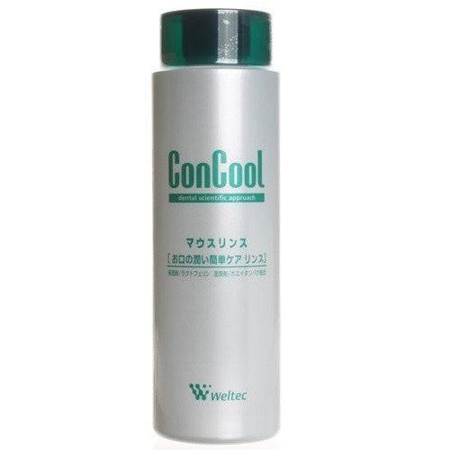 Tooth Care Weltec Concool Tooth Mouth Rinse 250ml - Harajuku Culture Japan - Beauty Products Store