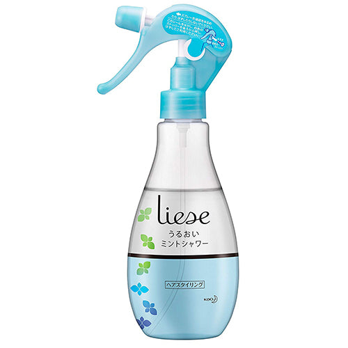 Liese Moisture Mint Shower - 200ml - Harajuku Culture Japan - Beauty Products Store