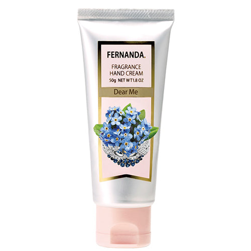 Fernanda Japan Made Fragrance Hand Cream Dear Me 50g - Harajuku Culture Japan - Beauty Products Store