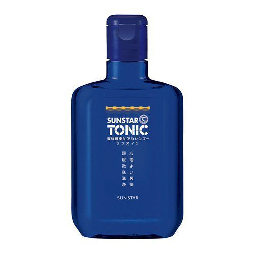 Sunstar Tonic Scalp Rinse in Shampoo - 240ml - Harajuku Culture Japan - Japanease Products Store Beauty and Stationery