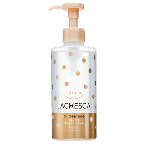 Kose Softymo Lachesca Oil Cleansing 230ml - Harajuku Culture Japan - Japanease Products Store Beauty and Stationery