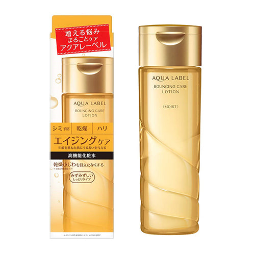 Shiseido Aqualabel Bouncing Care Lotion  200ml -  Fresh Moist