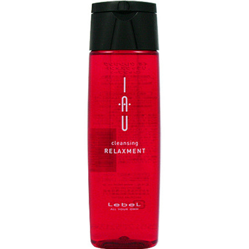Lebel IAU Cleansing Relaxment Shampoo 200ml - Harajuku Culture Japan - Beauty Products Store