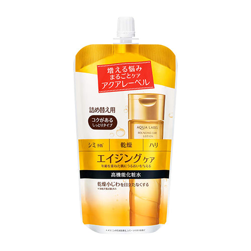 Shiseido Aqualabel Bouncing Care Lotion  180ml - Moist - Refill