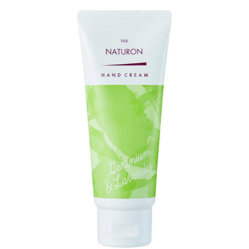 Pax Naturon Hand Cream 70g - Geranium & Lavender - Harajuku Culture Japan - Beauty Products Store