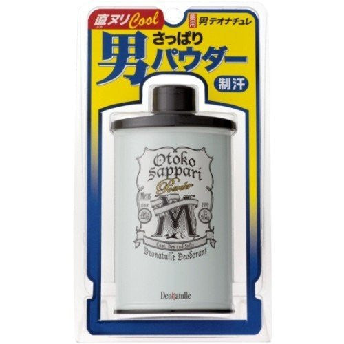 Deonatulle  Mens Medicated Clear Body Powder - 45g - Harajuku Culture Japan - Beauty Products Store