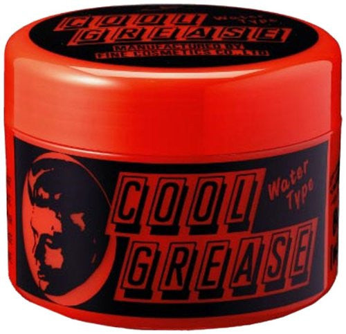 Cool Grease Pomade Large- 210g - Apple Fragrance - Harajuku Culture Japan - Beauty Products Store