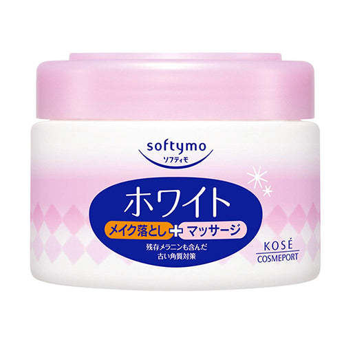 Kose Cosmeport Softymo White Cold Cream - 300g