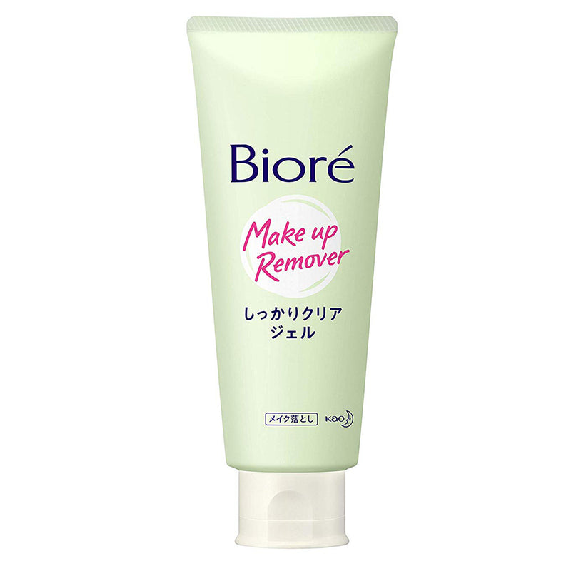 Biore Makeup Remover Firmly Clear Gel - 170g - Harajuku Culture Japan - Japanease Products Store Beauty and Stationery