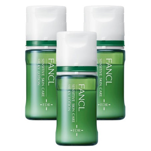 Fancl Additive Free FDR Sensitive Skin Care Emulsion 10ml x 3 pcs