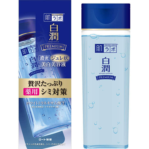 Rohto New Hadalabo Shirojun Premium Jure Whitening Essence - 200ml