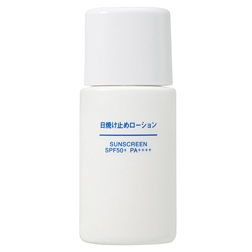 Muji Sun Screen Lotion SPF50+/PA++++ - 30ml