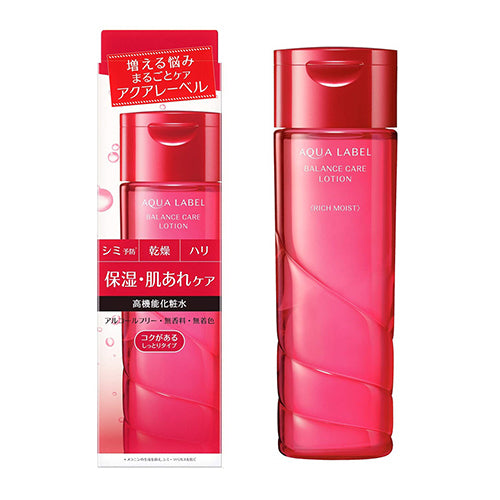 Shiseido Aqualabel Balance Care Lotion - 200ml - Moist - Harajuku Culture Japan - Beauty Products Store