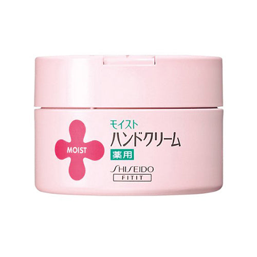 Shiseido Medicinal Moist Hand Cream 120g - Harajuku Culture Japan - Japanease Products Store Beauty and Stationery