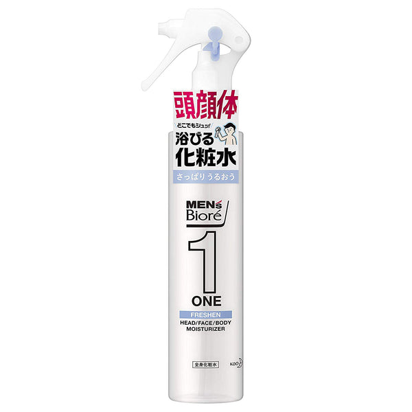 Biore Mens ONE Whole Body Lotion 150ml - Clear