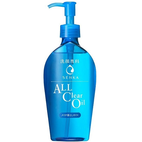 Shiseido Senka All Clear Oil (Makeup Removal Oil) - 230ml