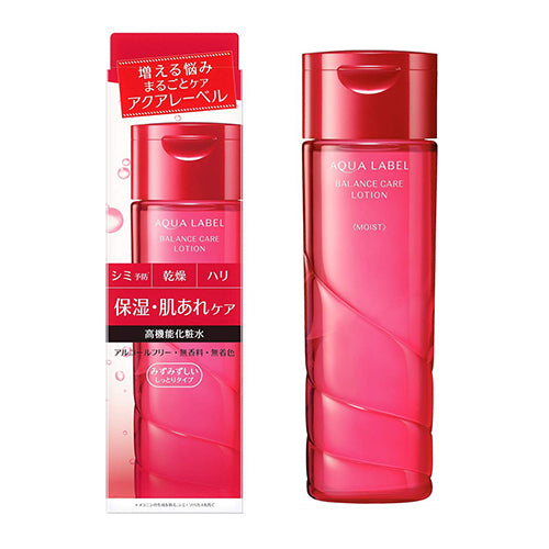 Shiseido Aqualabel Balance Care Lotion - 200ml - Fresh Moist