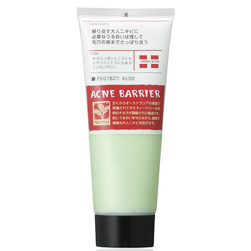 Acne Barrier Medicated Protective Wash 100 g - Harajuku Culture Japan - Japanease Products Store Beauty and Stationery