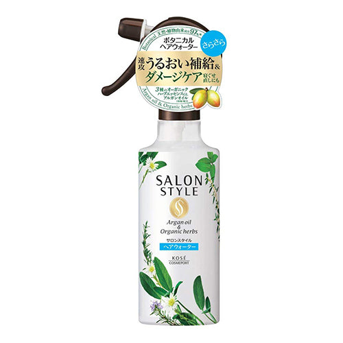 Kose Salon Style Botanical Treatment Hair Water Sesara - 250ml