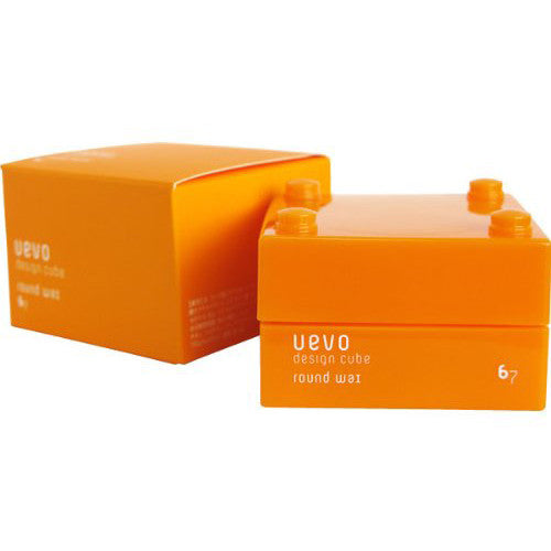 Uevo Design Cube Hair Wax - Neutral - 30g