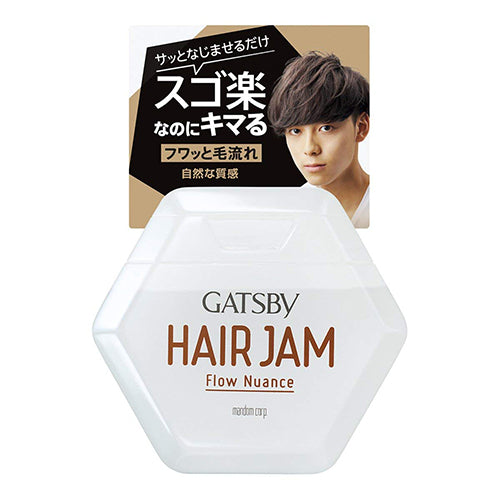 Gatsby Hair Wax Hair Jam 110ml - Flow Nuance